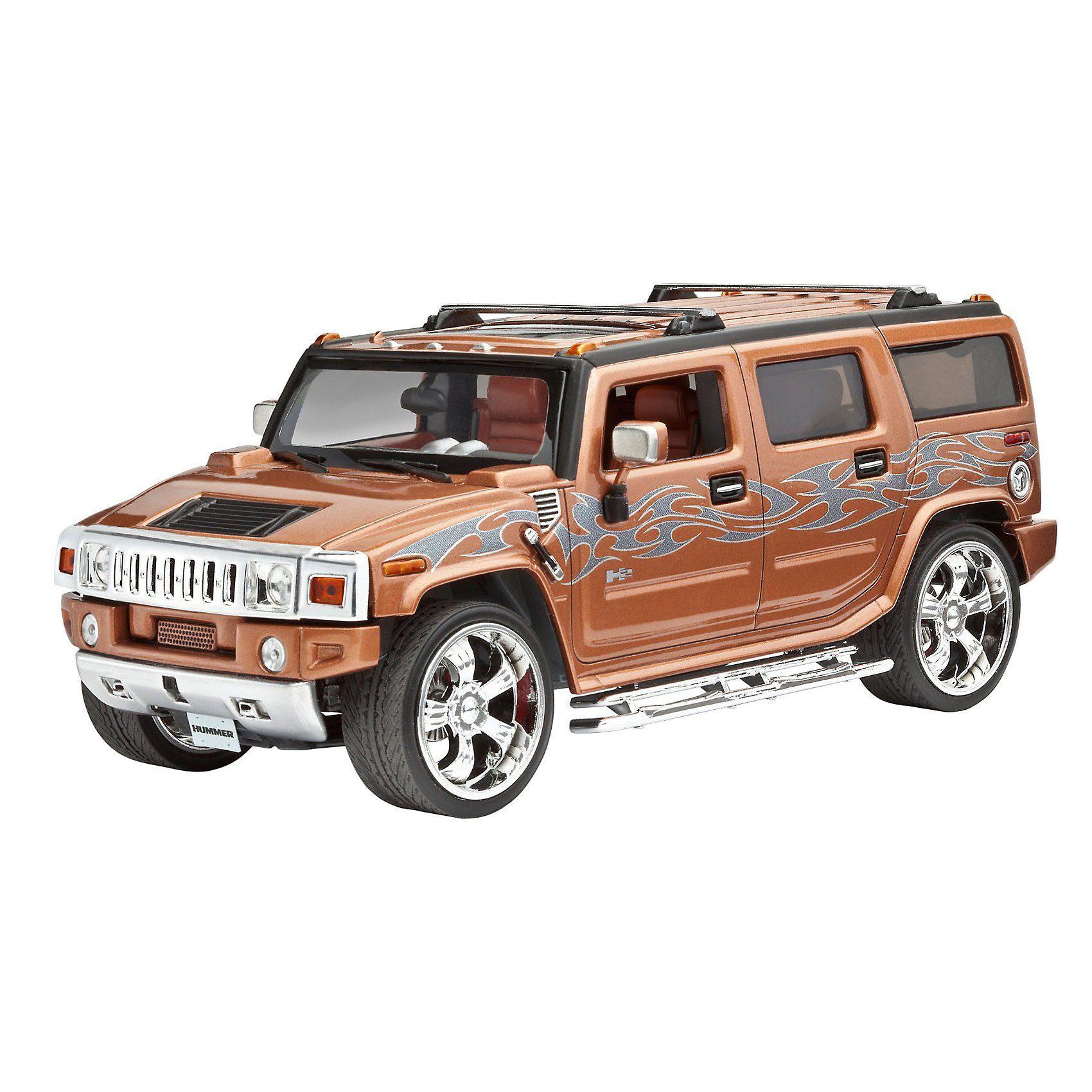 Revell Modellbausatz 'Hummer® H2 im Maßstab 1:25