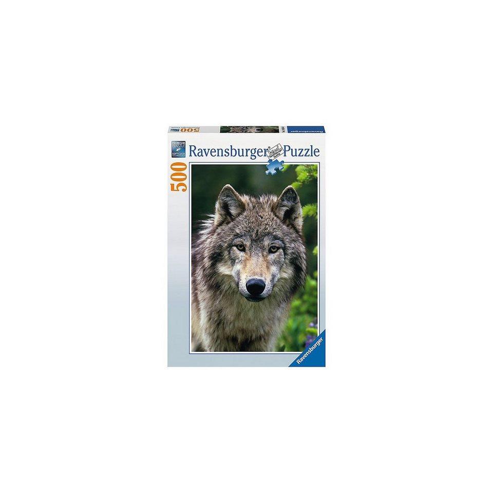 Ravensburger Wolfsportrait