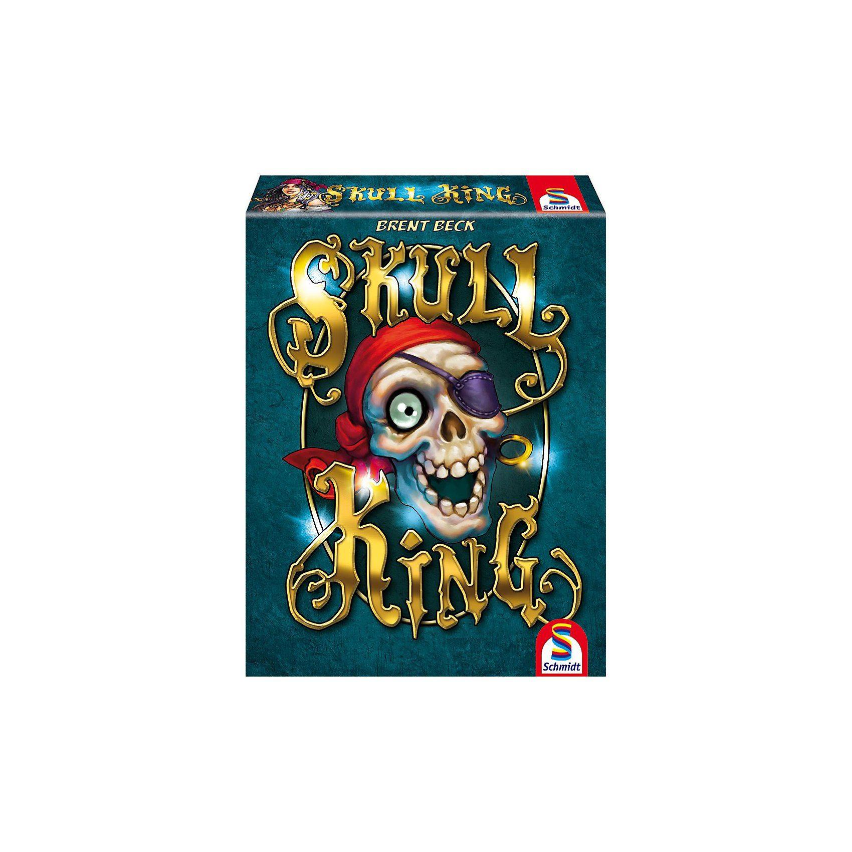 Schmidt Spiele Kartenspiel Skull King
