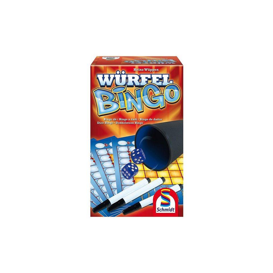 Schmidt Spiele Würfel Bingo