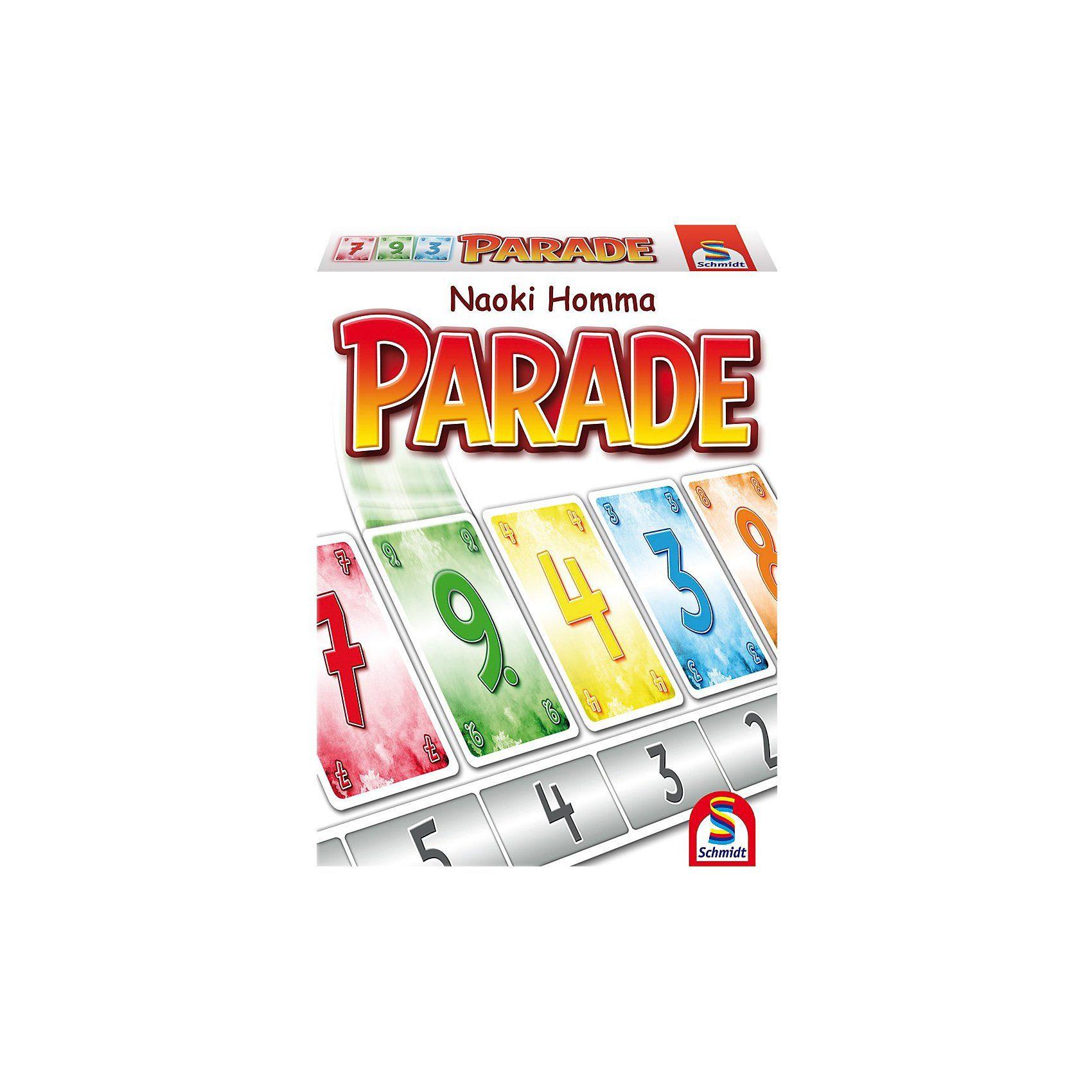 Schmidt Spiele Kartenspiel Parade