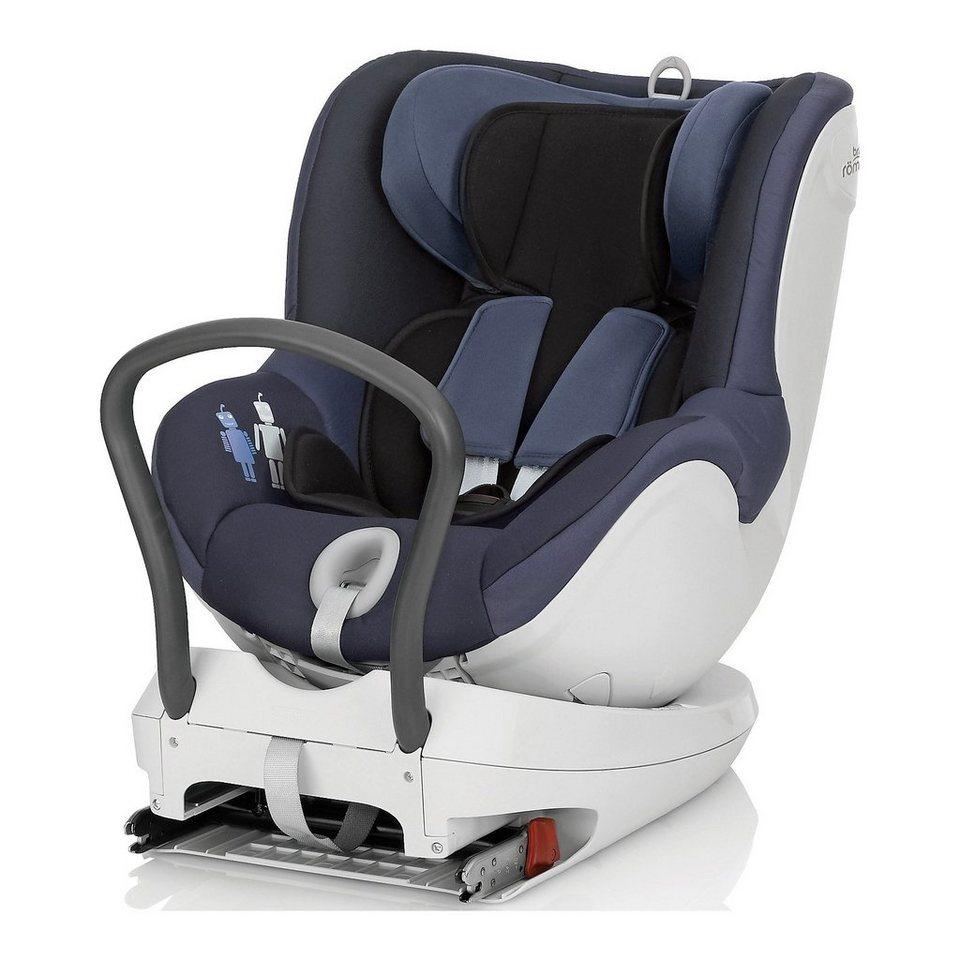 Britax Römer Auto-Kindersitz Dualfix, Crown Blue, 2015