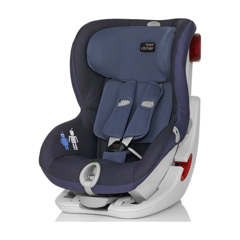 britax r mer auto kindersitz king ii ls crown blue 2015. Black Bedroom Furniture Sets. Home Design Ideas
