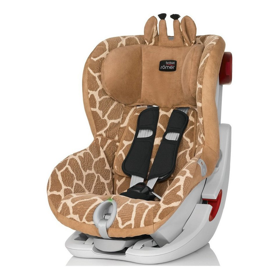britax r mer auto kindersitz king ii ls big giraffe 2015 online kaufen otto. Black Bedroom Furniture Sets. Home Design Ideas