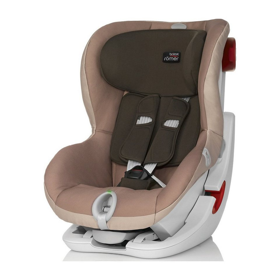 britax r mer auto kindersitz king ii ls taupe grey 2015. Black Bedroom Furniture Sets. Home Design Ideas