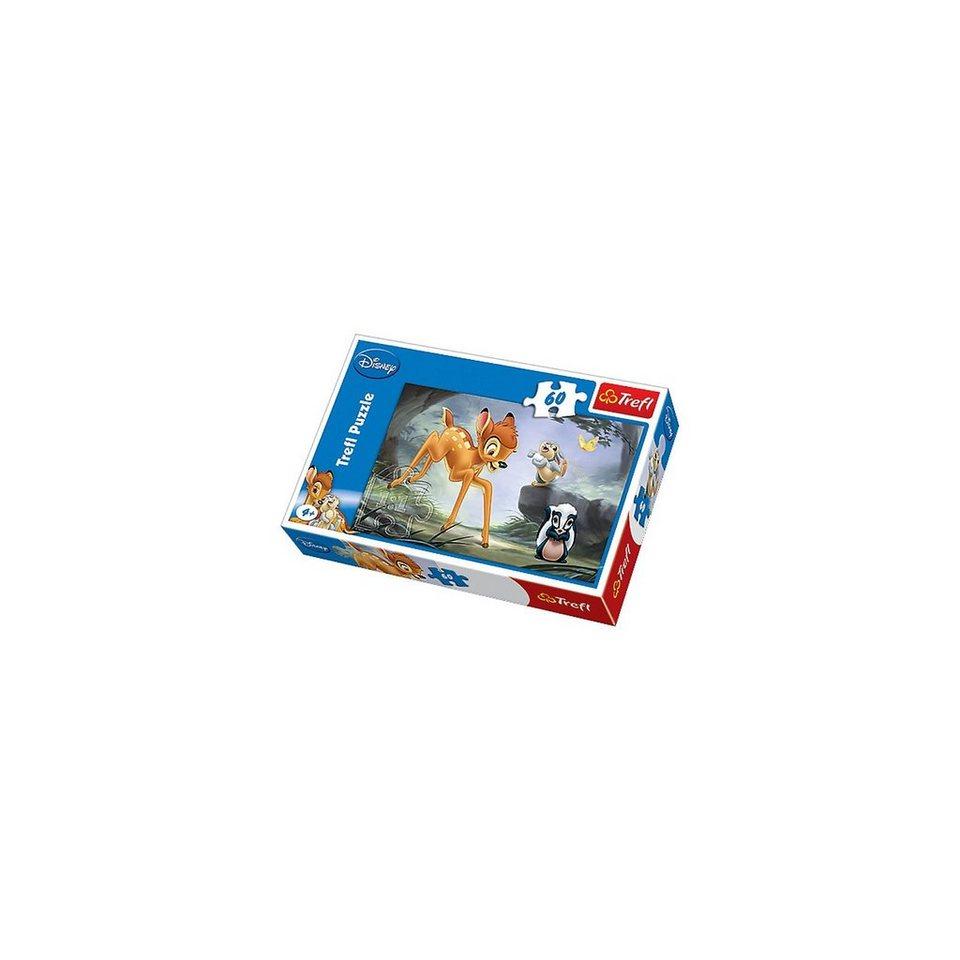 Trefl Puzzle 60 Teile - Bambi