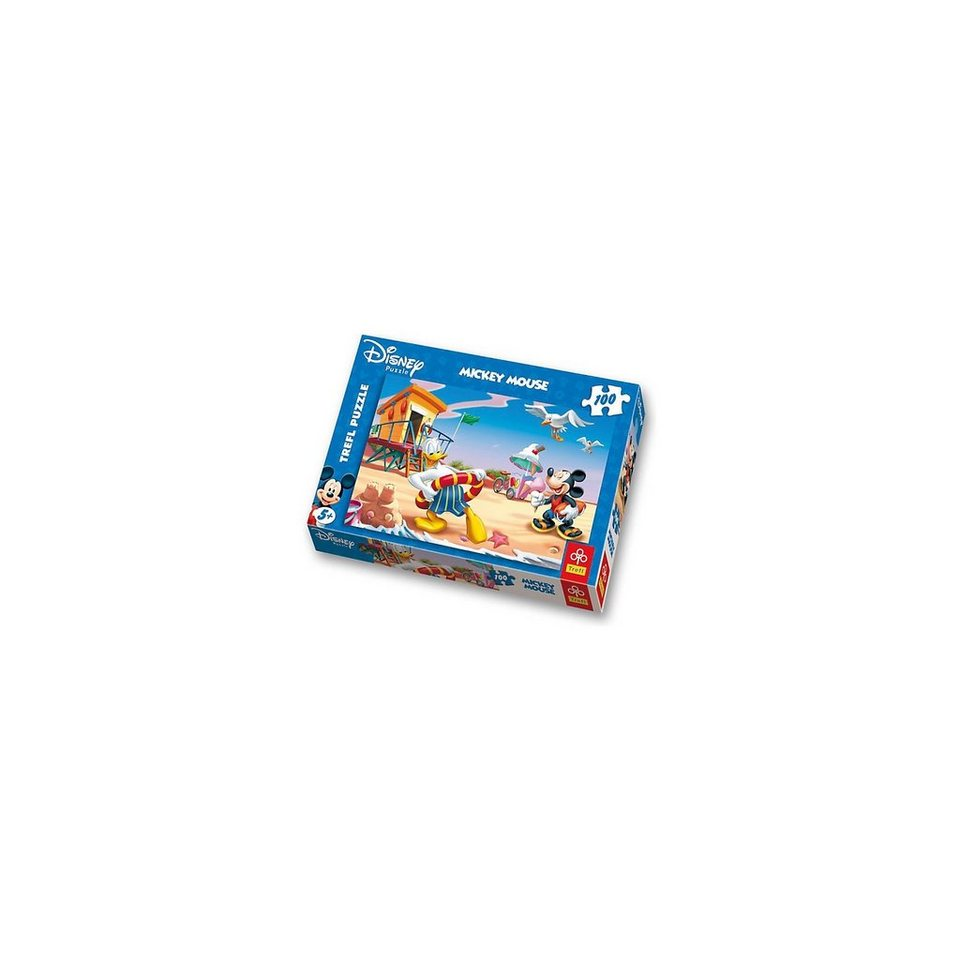 Trefl Puzzle 100 Teile - Mickey Mouse