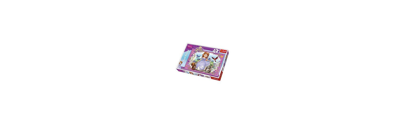 Trefl Maxipuzzle 24 Teile - Sofia die Erste