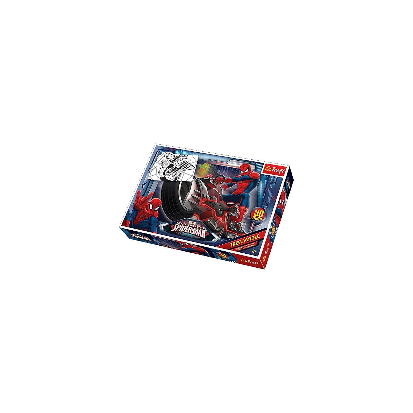 Trefl Maxipuzzle 30 Teile - Spiderman