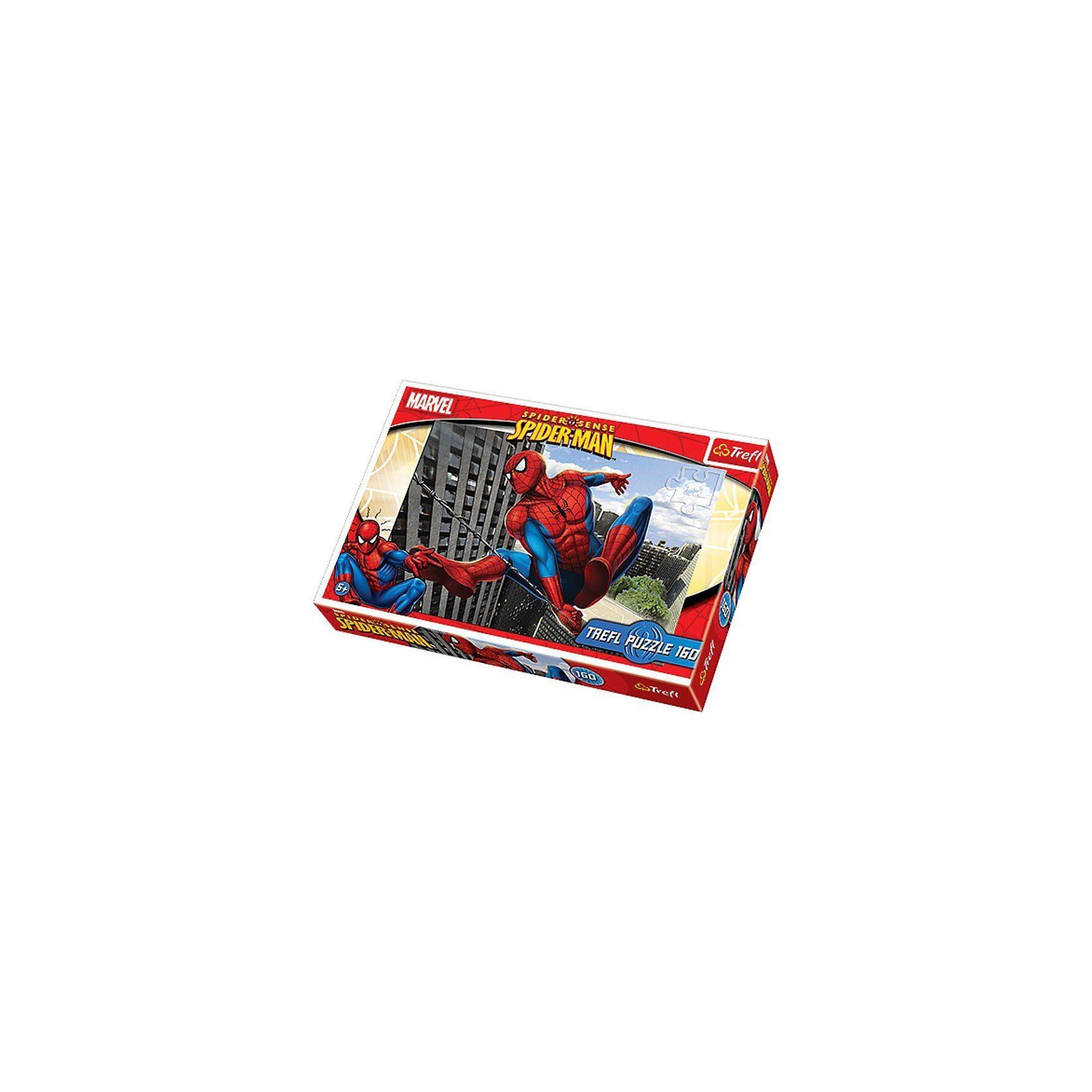 Trefl Puzzle 160 Teile - Spiderman