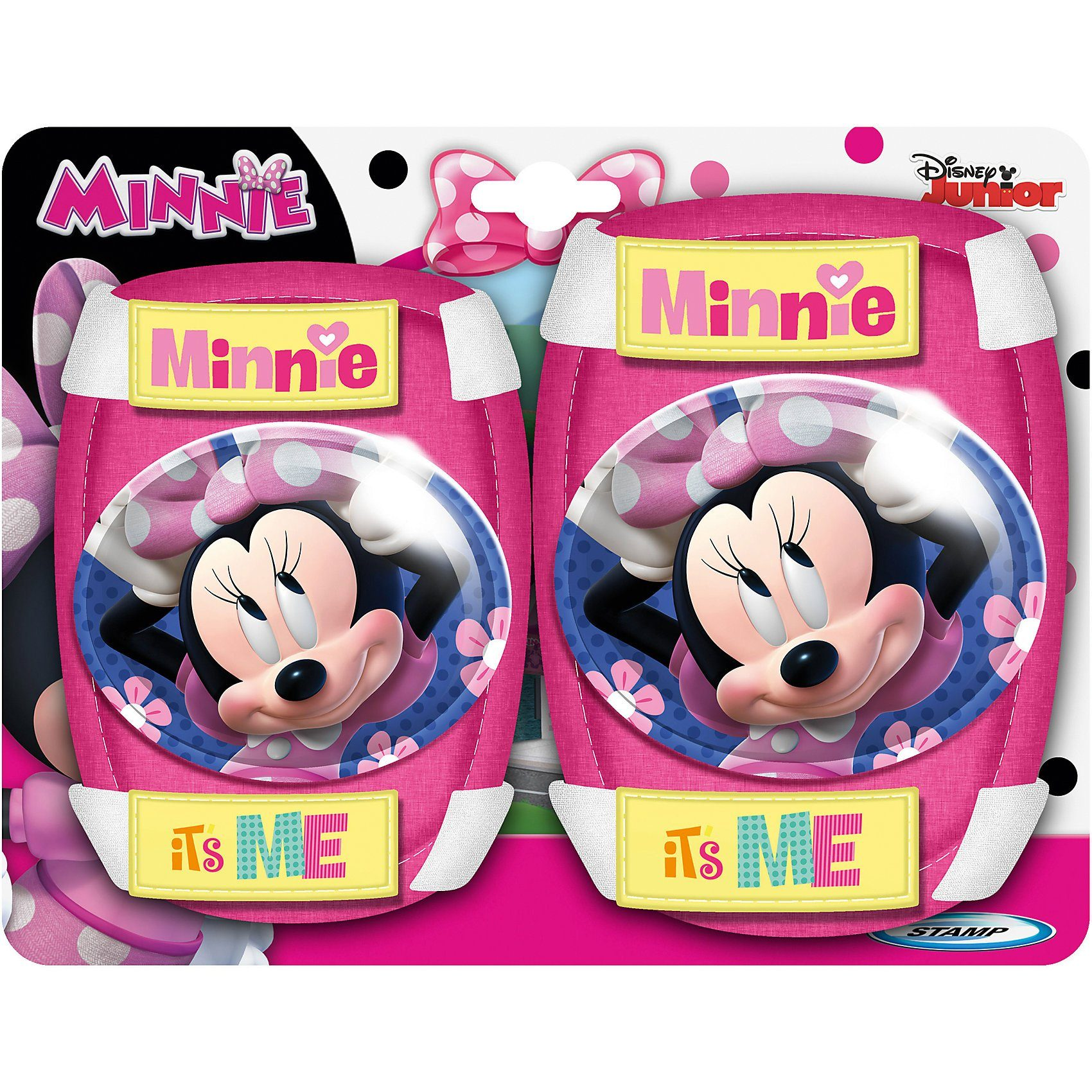 Stamp Minnie Mouse Sicherheitspads