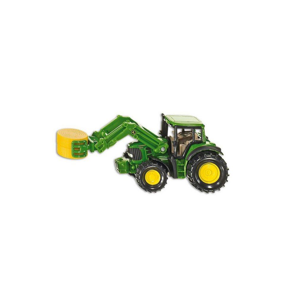 SIKU Super 1379 Traktor mit Ballenzange