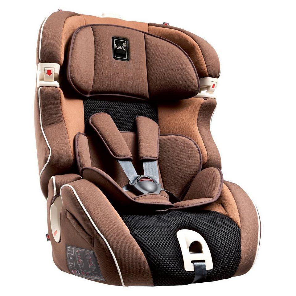 Kiwy Auto-Kindersitz SL123, Moka, 2016 in braun