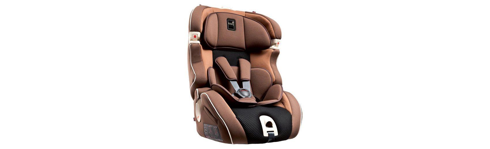 Kiwy Auto-Kindersitz SL123, Moka, 2016