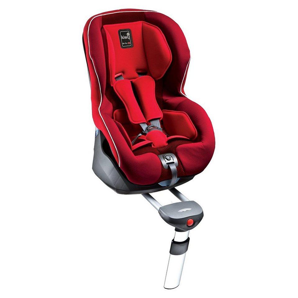 Kiwy Auto-Kindersitz SPF1 SA-ATS, Isofix, Cherry, 2016 in rot