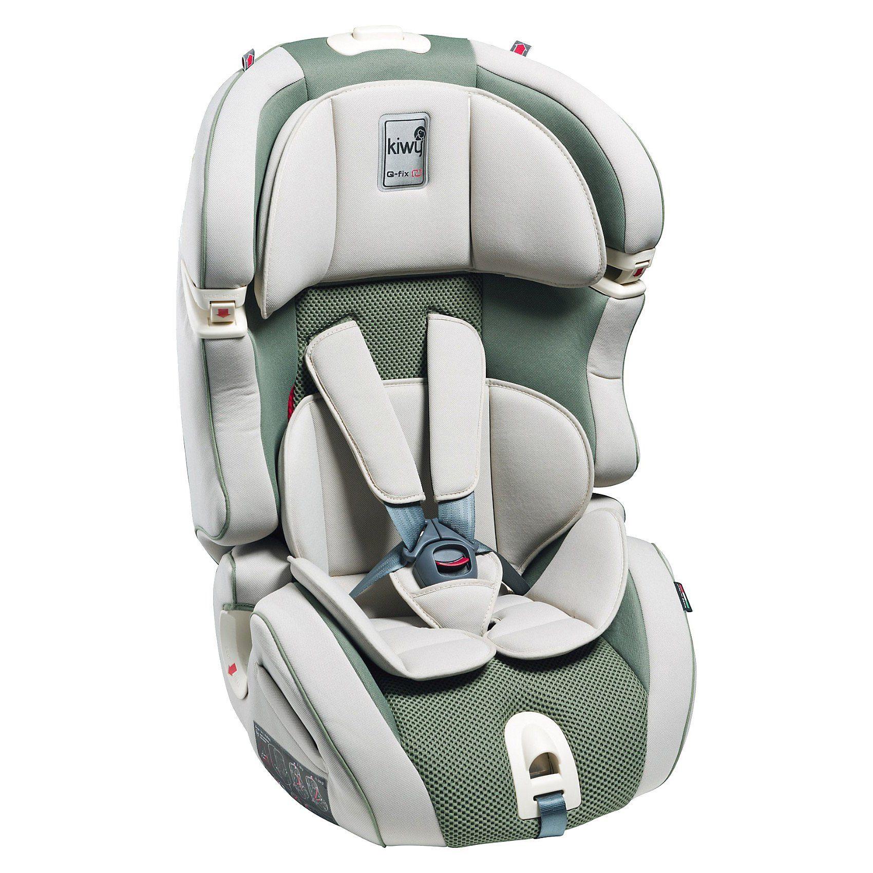 Kiwy Auto-Kindersitz SLF123 Q-Fix, Aloe, 2016