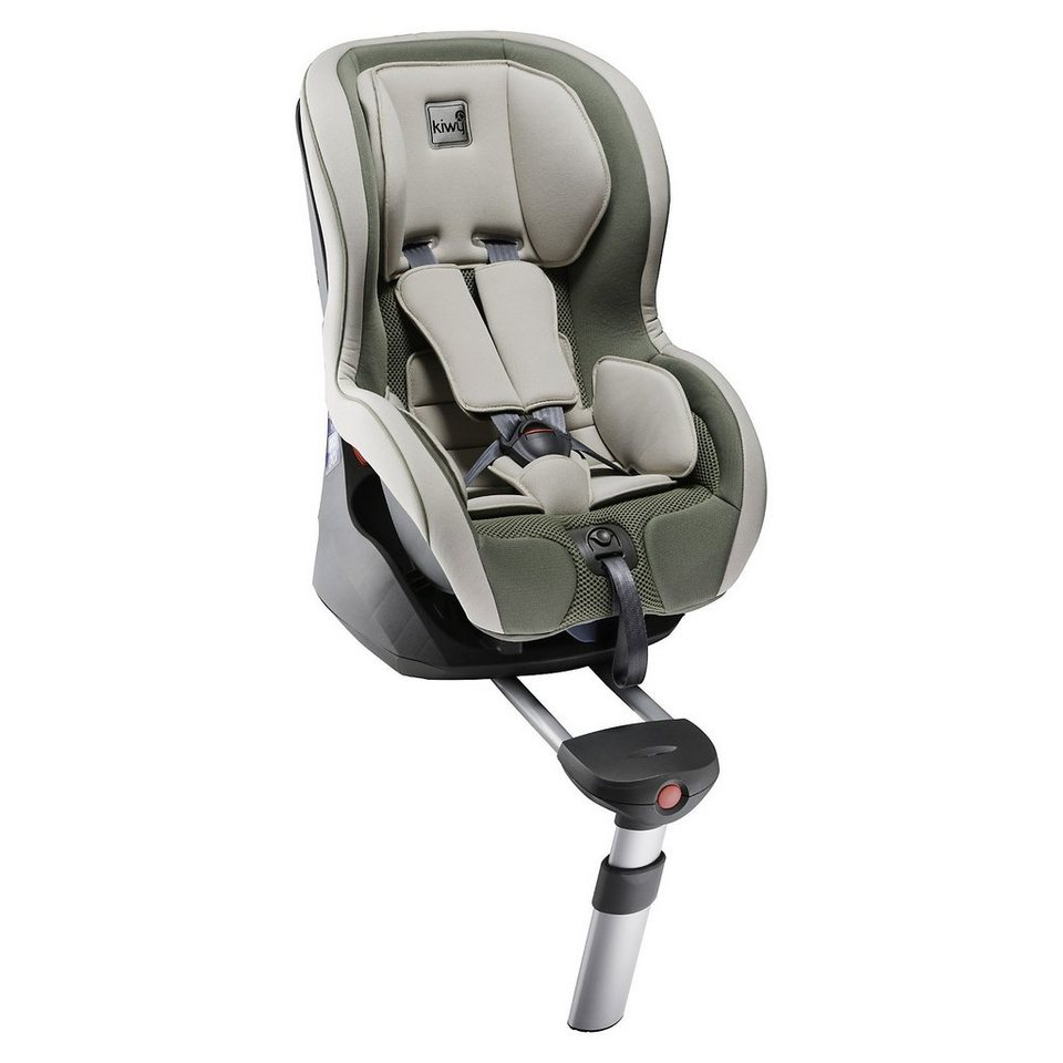 Kiwy Auto-Kindersitz SPF1 SA-ATS, Isofix, Aloe, 2016 in mehrfarbig