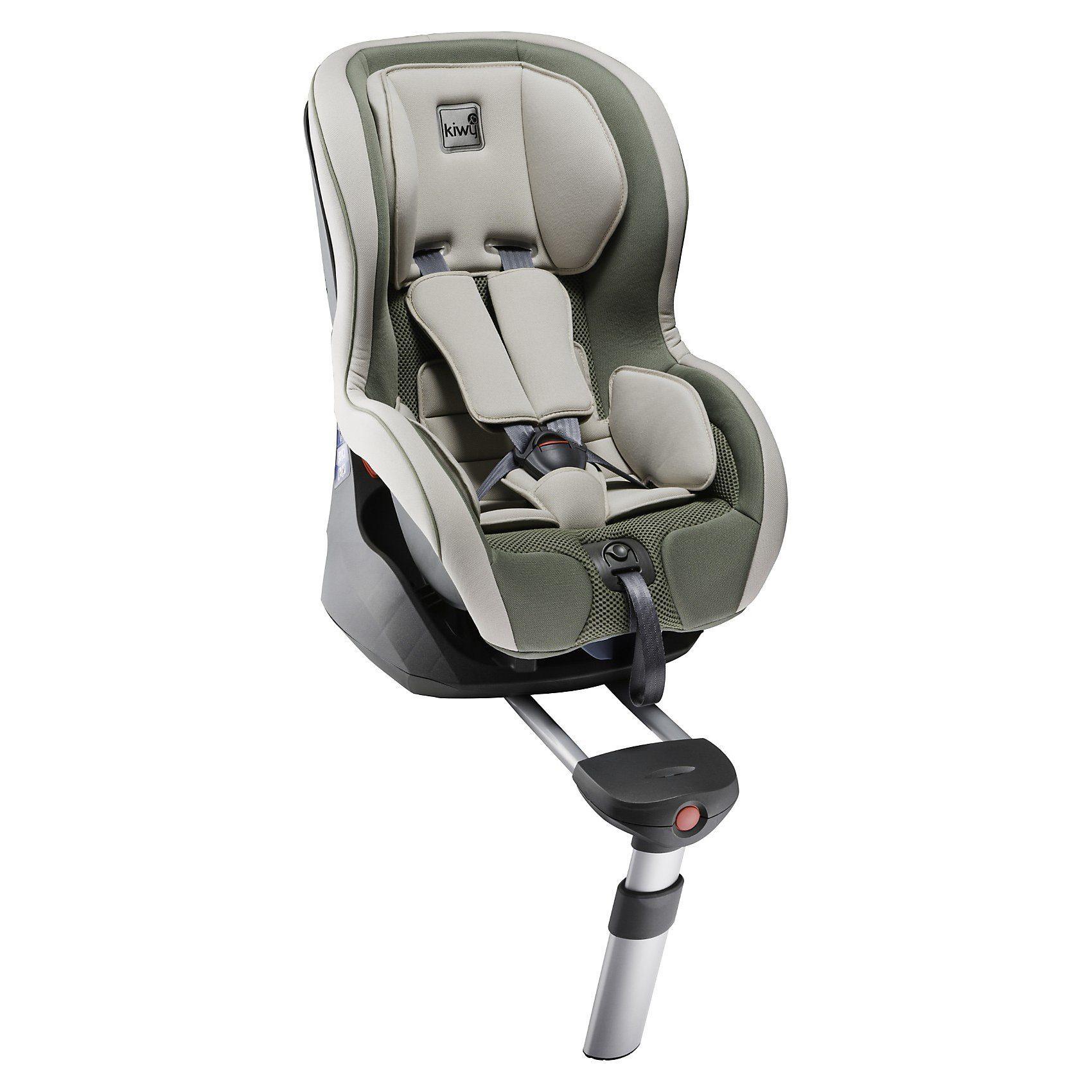 Kiwy Auto-Kindersitz SPF1 SA-ATS, Isofix, Aloe, 2016