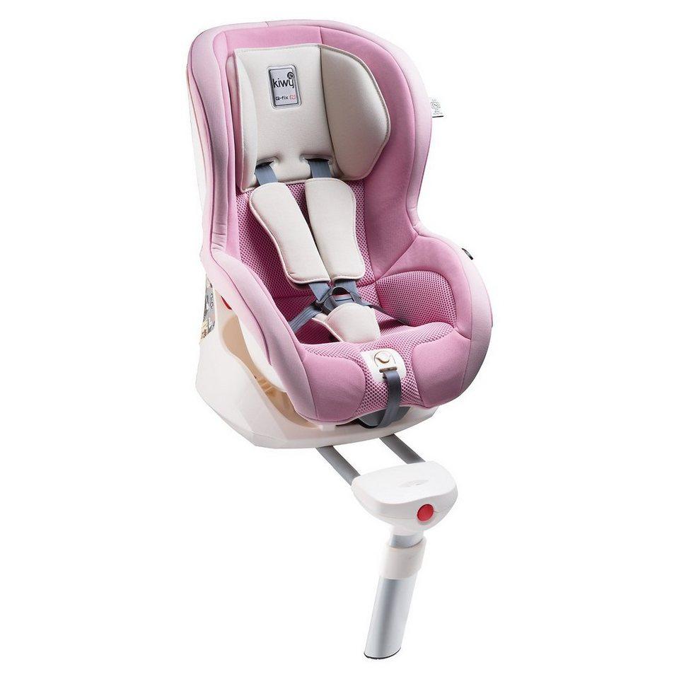 Kiwy Auto-Kindersitz SPF1 SA-ATS, Isofix, Candy, 2016 in rosa