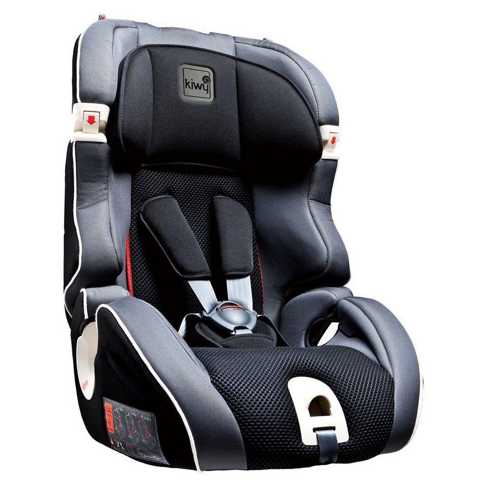 Kiwy Auto-Kindersitz SL123, Carbon, 2016 in schwarz