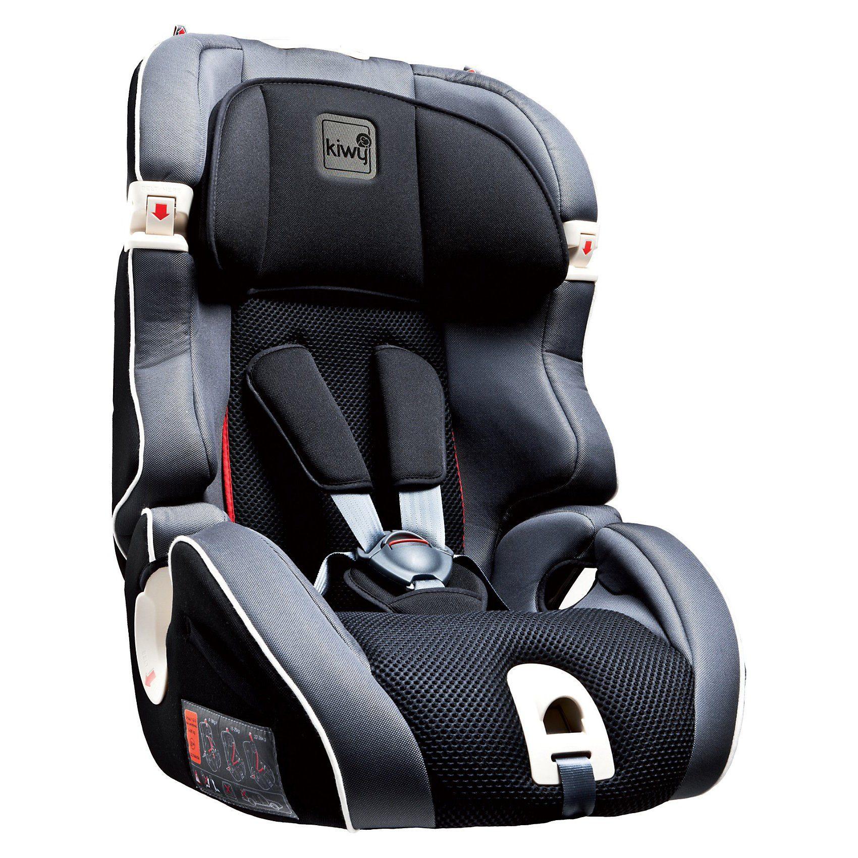 Kiwy Auto-Kindersitz SL123, Carbon, 2016