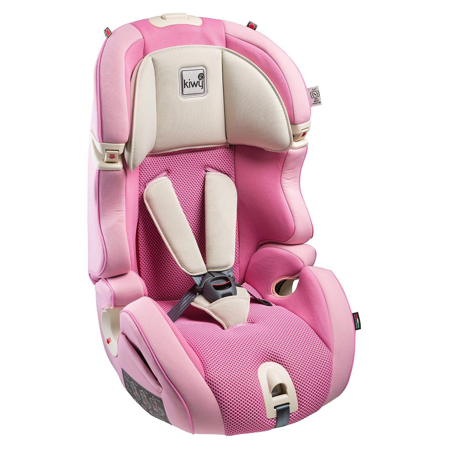 Kiwy Auto-Kindersitz S123, Candy, 2016