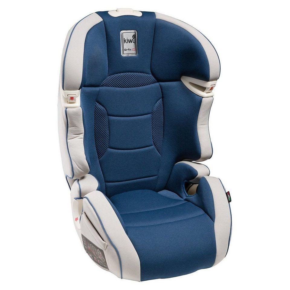 Kiwy Auto-Kindersitz SLF23 Q-Fix, Ocean, 2016 in blau