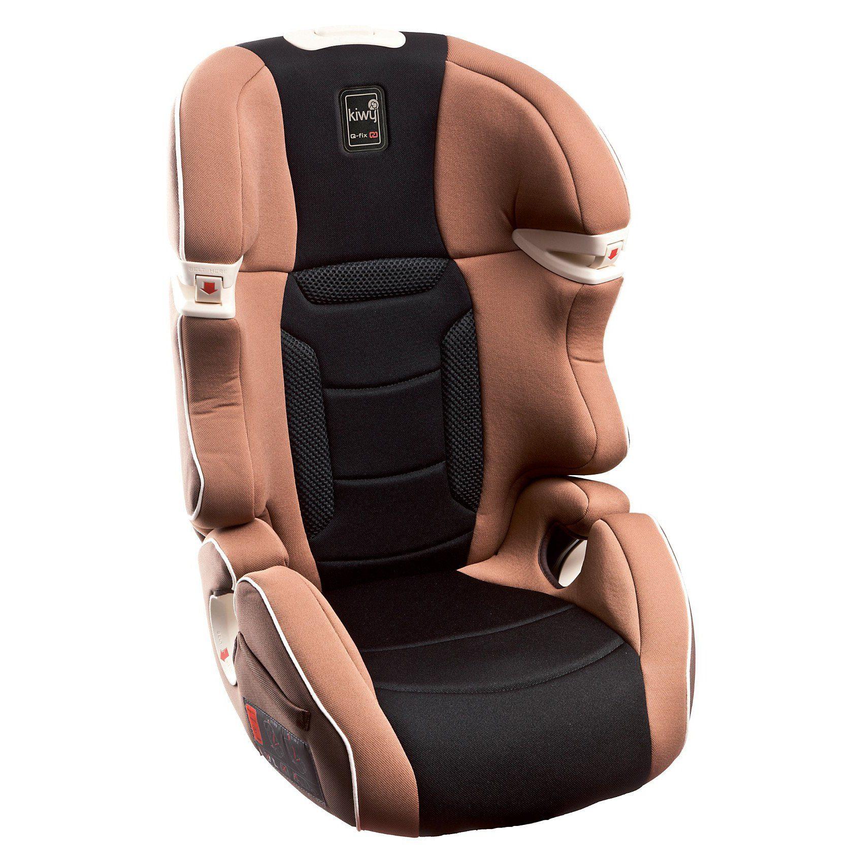 Kiwy Auto-Kindersitz SLF23 Q-Fix, Moka, 2017