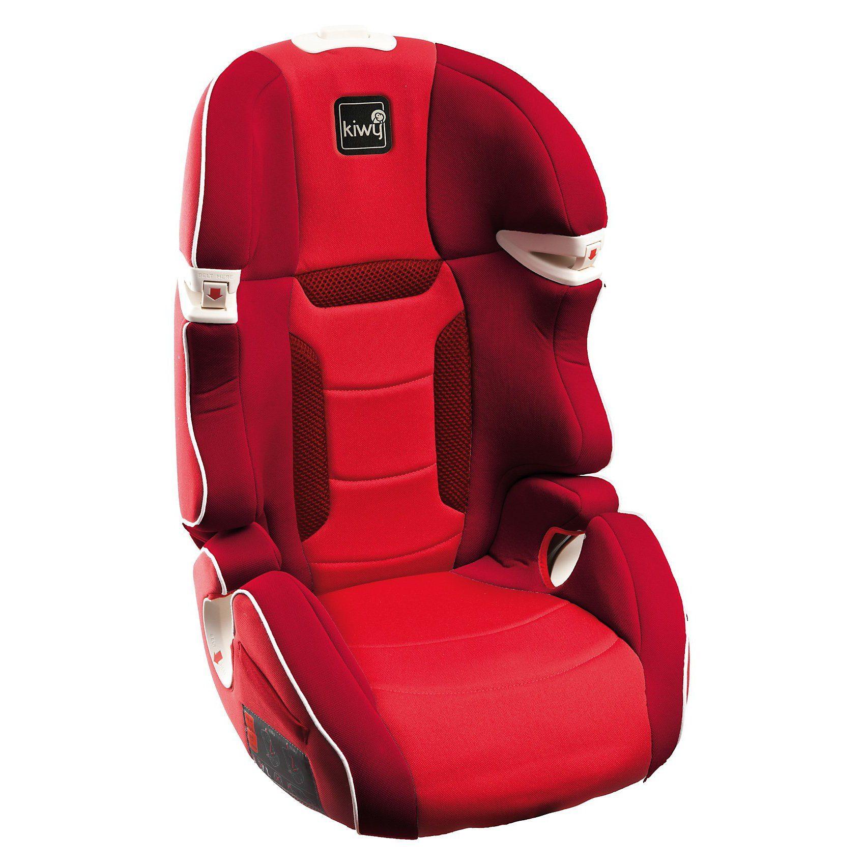 Kiwy Auto-Kindersitz S23, cherry, 2017