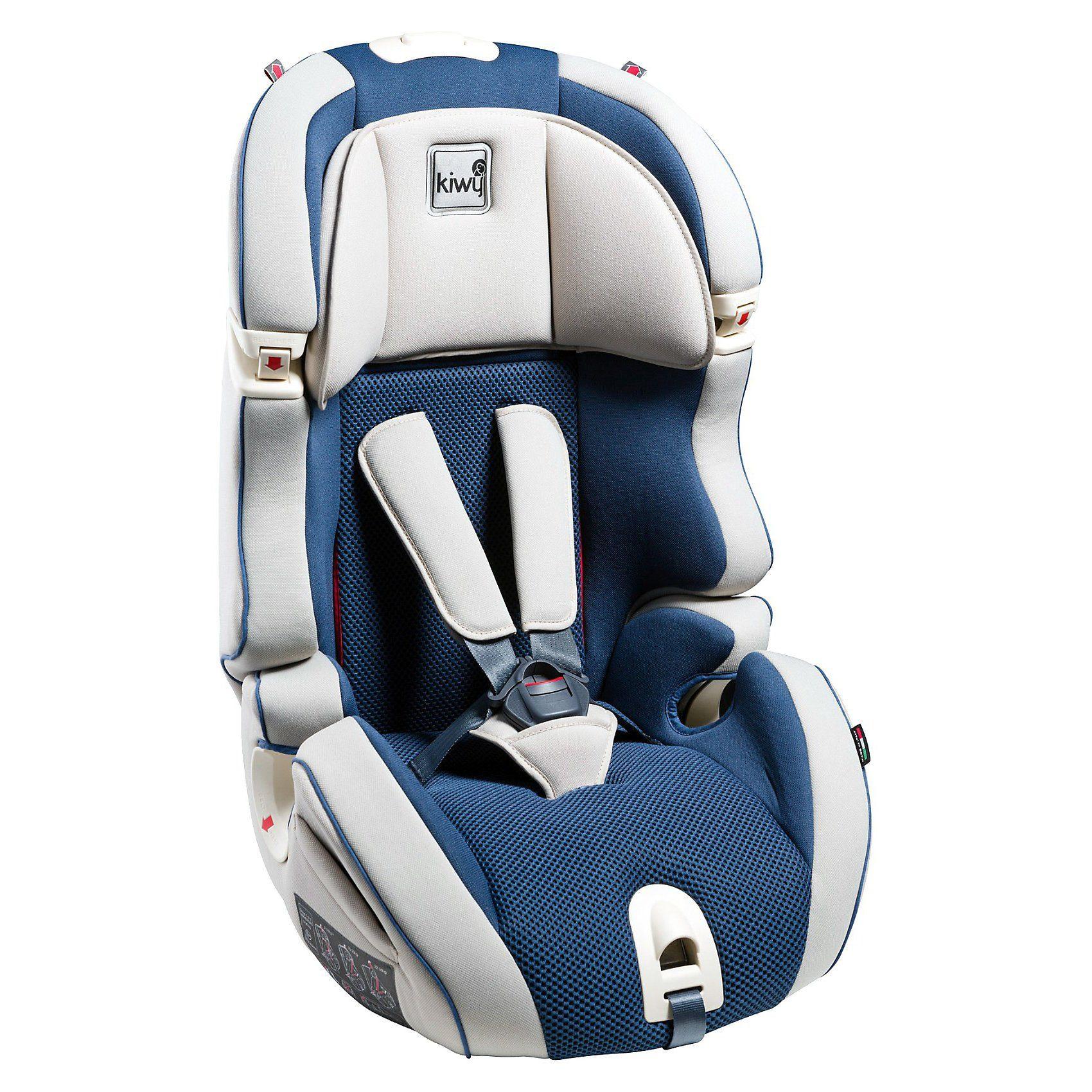 Kiwy Auto-Kindersitz S123, Ocean, 2017