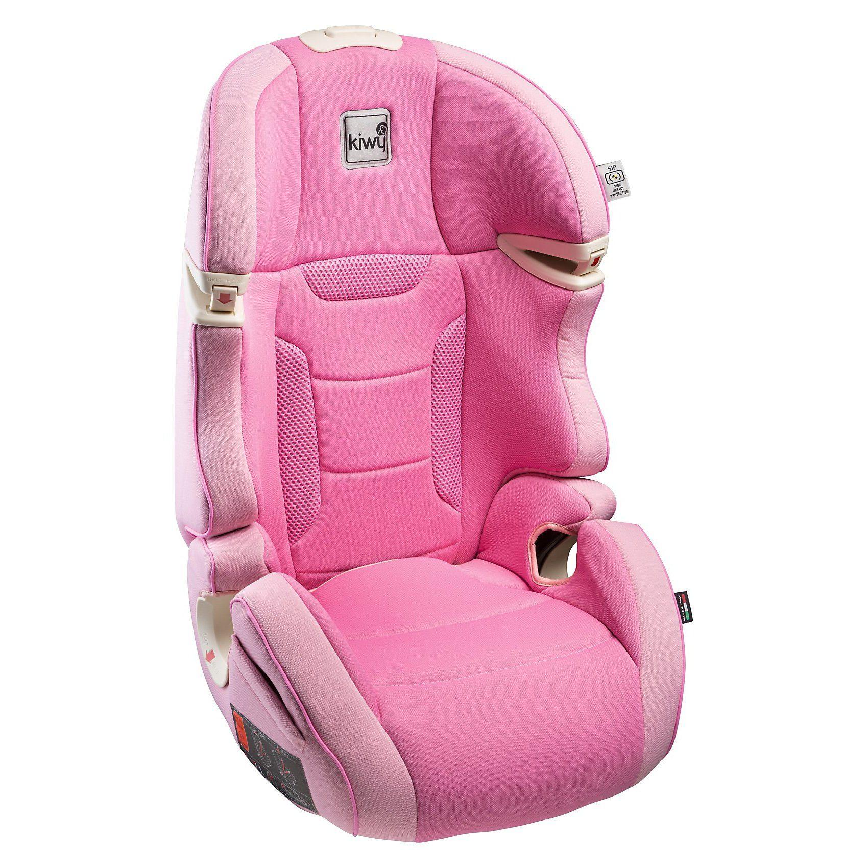Kiwy Auto-Kindersitz S23, candy, 2016