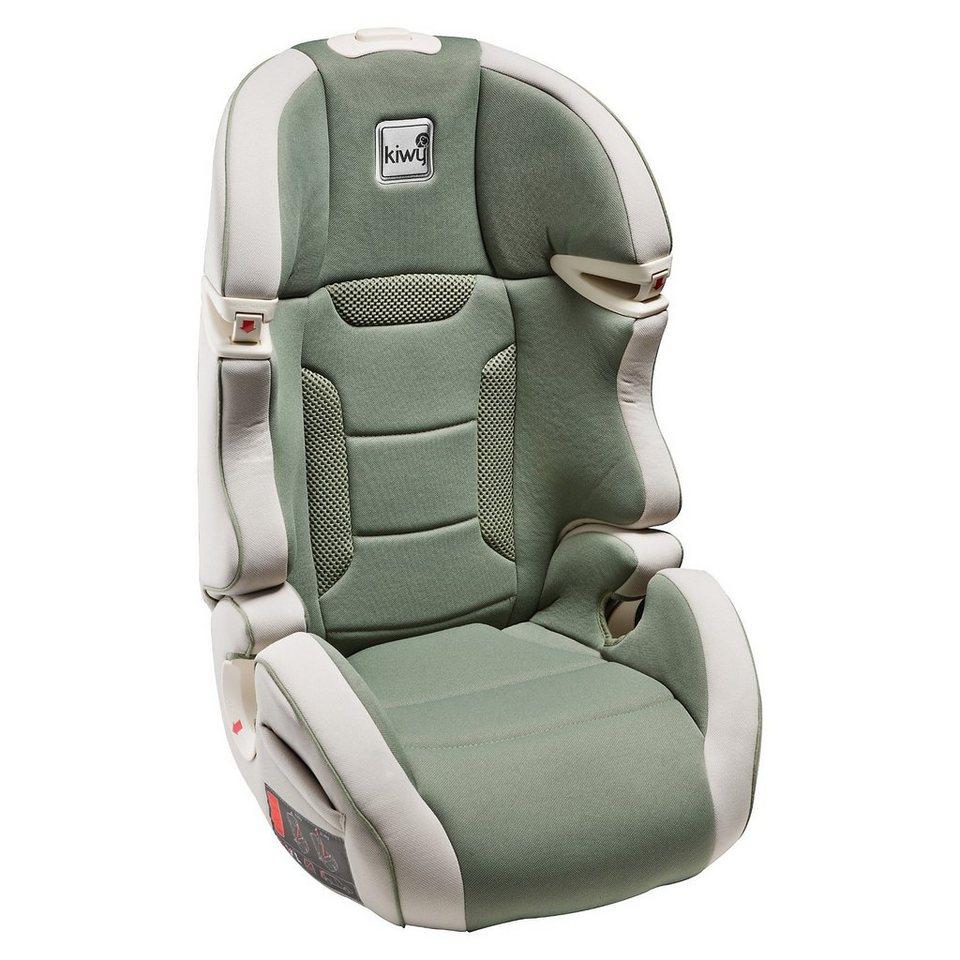Kiwy Auto-Kindersitz S23, aloe, 2016 in mehrfarbig