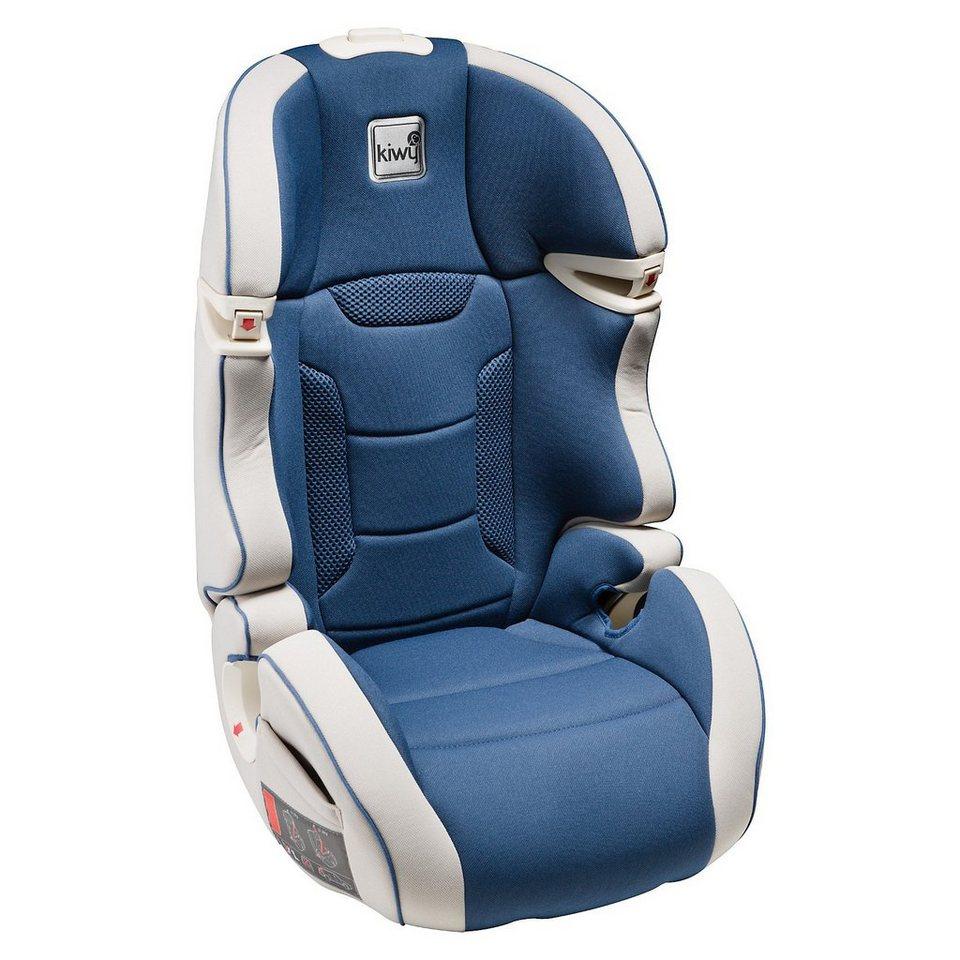 Kiwy Auto-Kindersitz S23, ocean, 2016 in blau