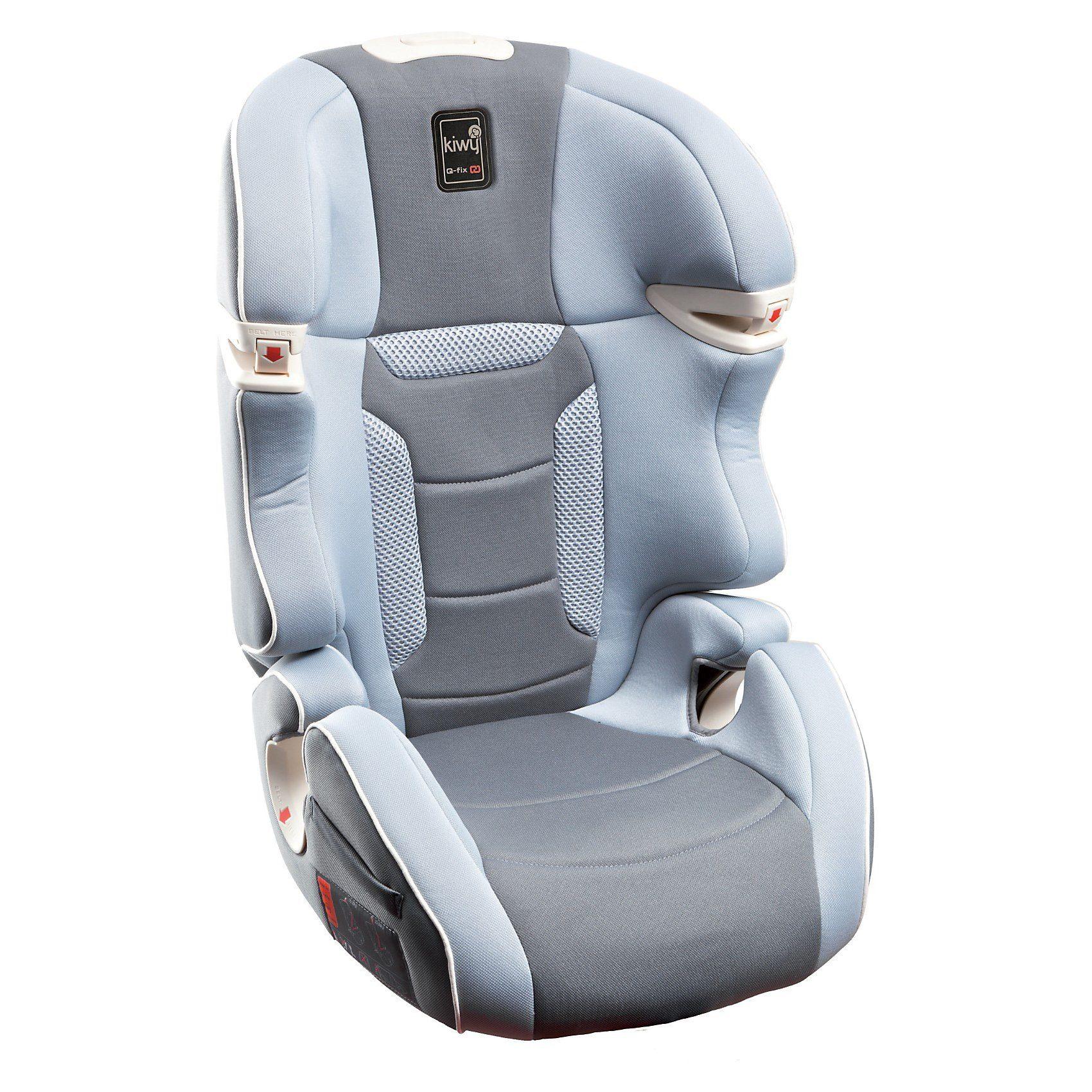 Kiwy Auto-Kindersitz SLF23 Q-Fix, Stone, 2016