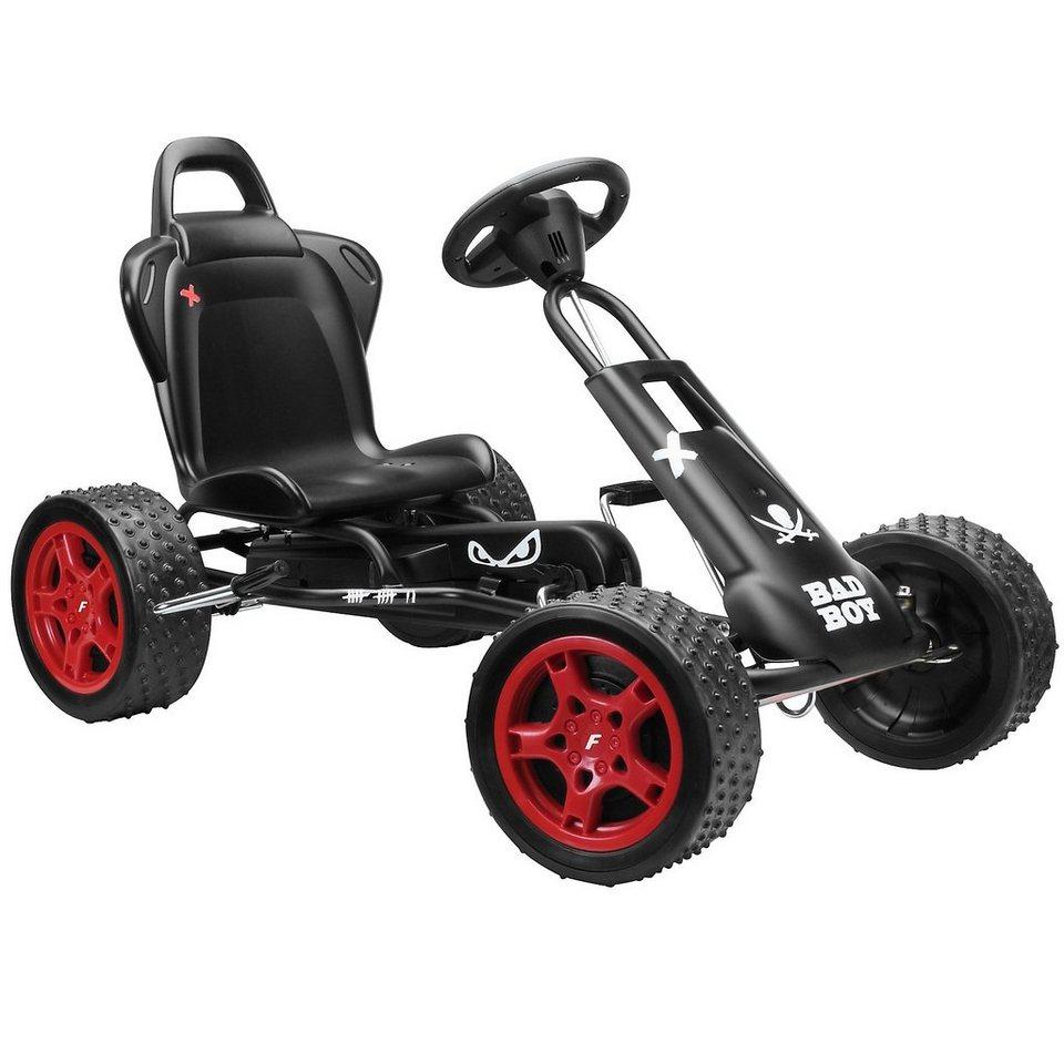 Ferbedo Go-Cart Cross Runner in schwarz