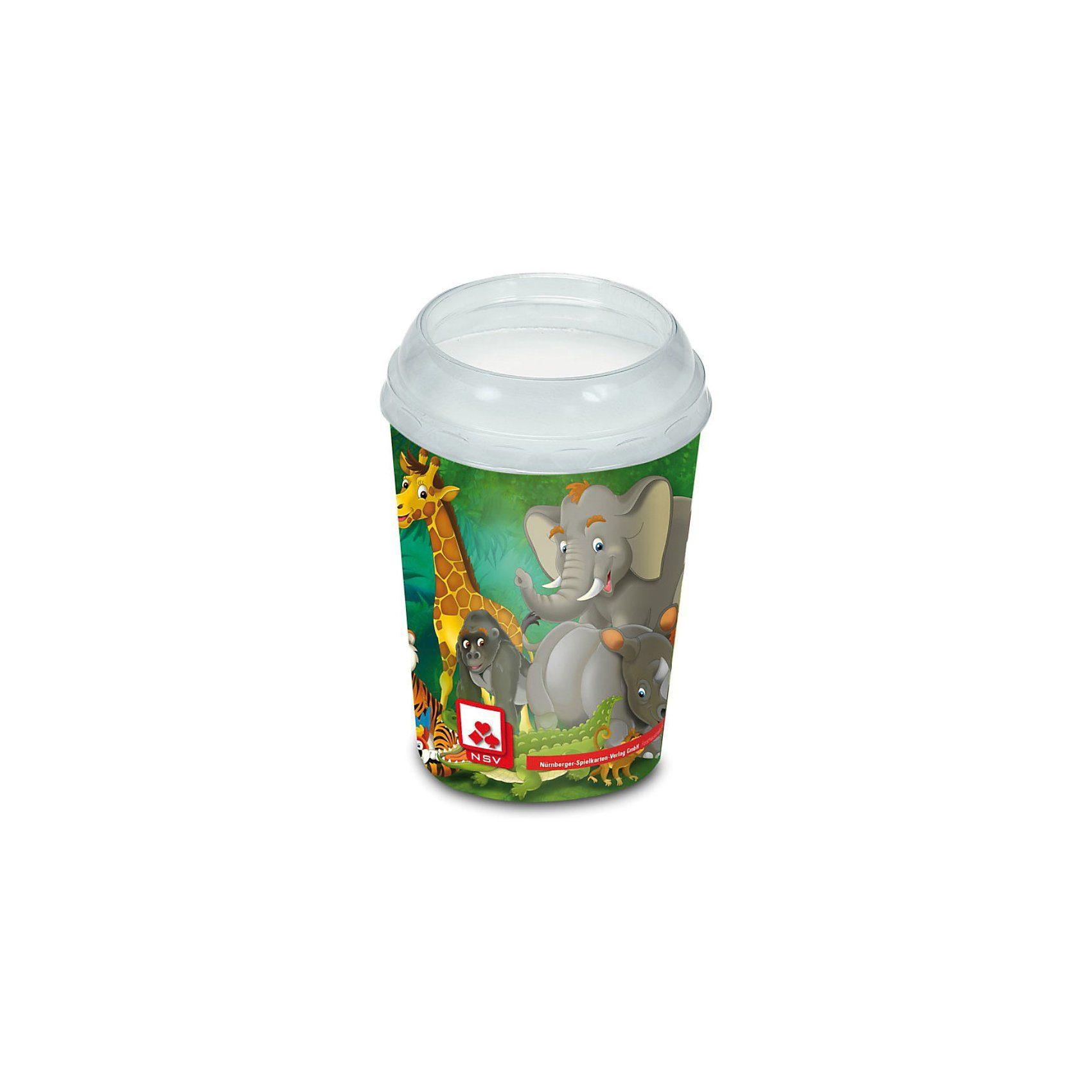 Nürnberger Spielkarten Cup Puzzle - Der verrückte Zoo 77 Teile