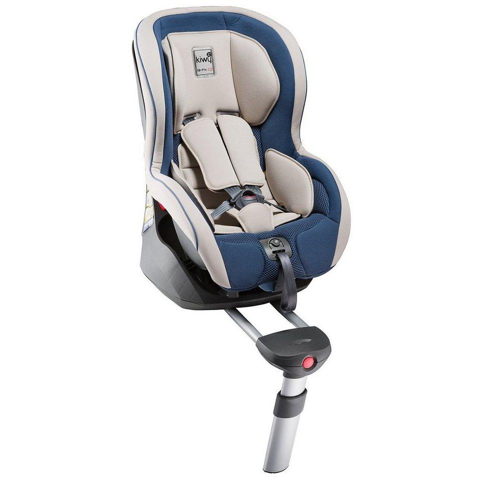 Kiwy Auto-Kindersitz SPF1 SA-ATS, Isofix, Ocean, 2016 in blau