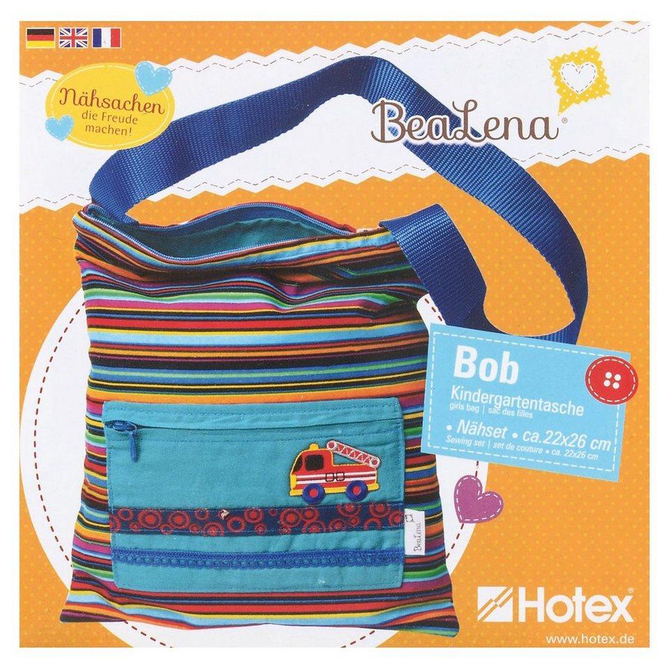 Hotex BeaLena Nähset Kindergartentasche Bob