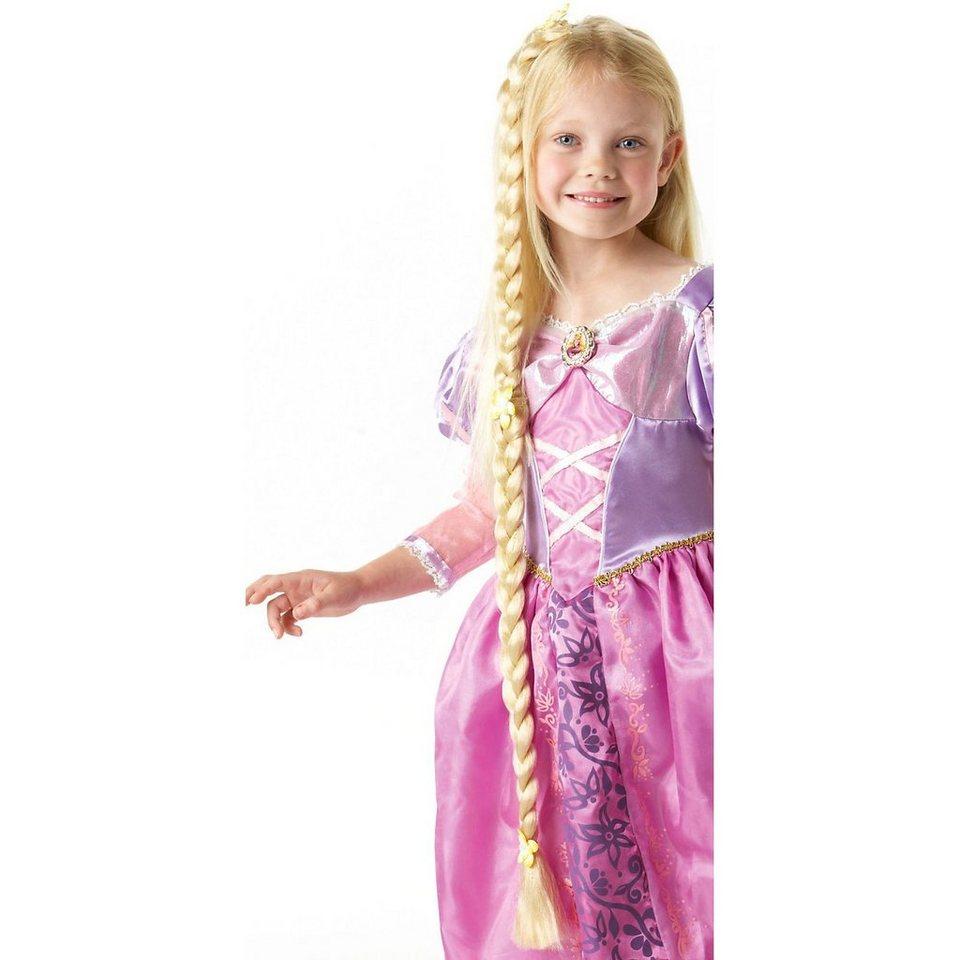 Rubie´s Rapunzel Zopf geflochten