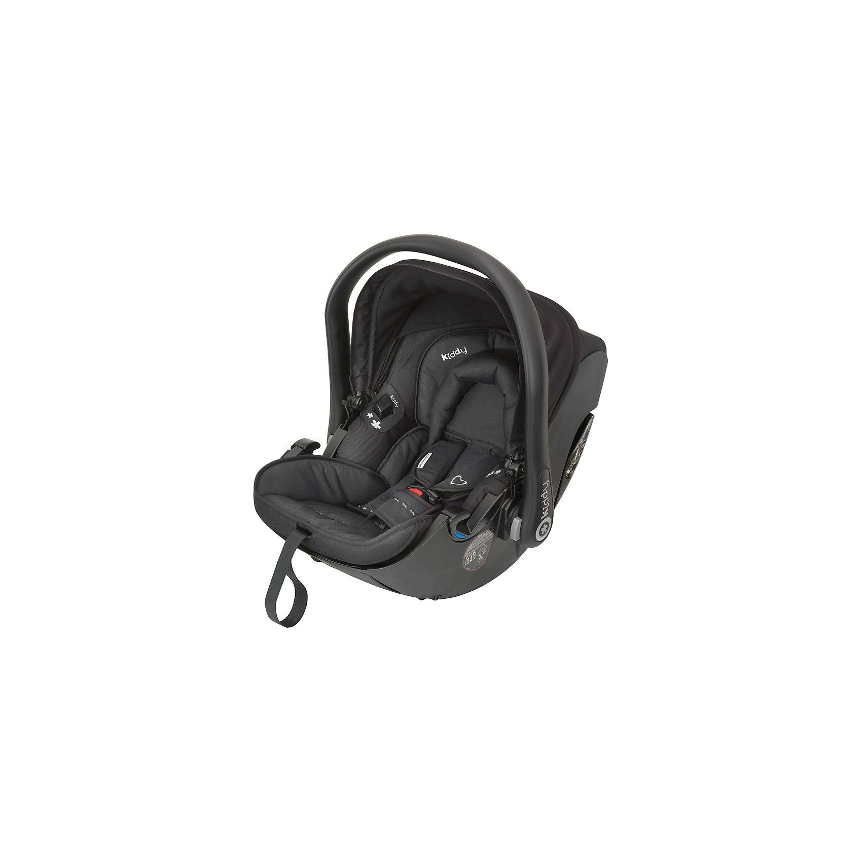 Kiddy Babyschale Evolution Pro 2, Racing Black, 2015