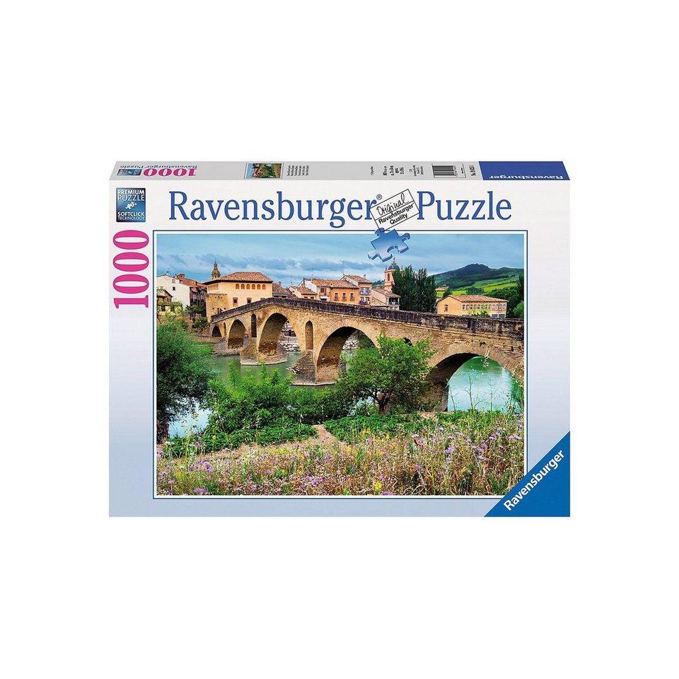 Ravensburger Puente la Reina, Spanien 1000 Teile