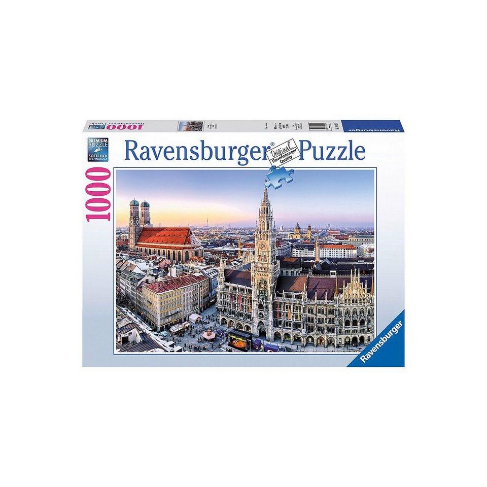Ravensburger München 1000 Teile