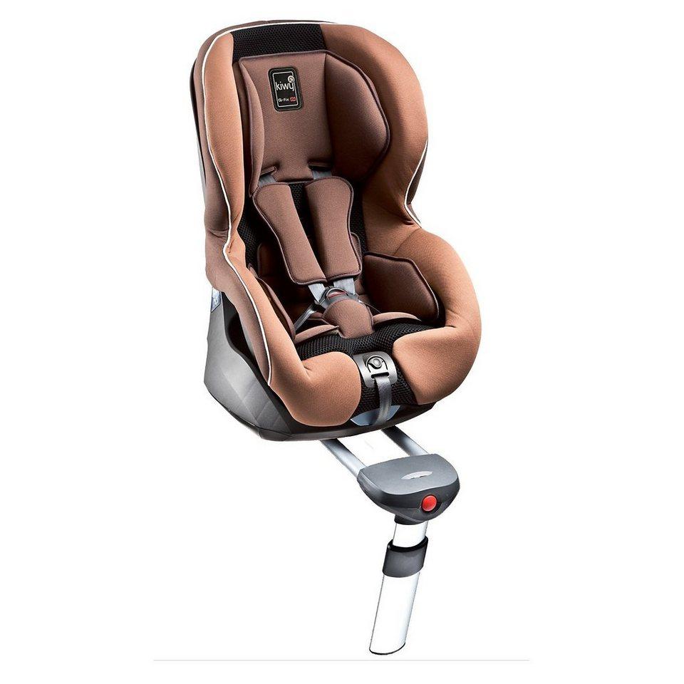 Kiwy Auto-Kindersitz SPF1 SA-ATS, Isofix, Moka, 2016 in braun