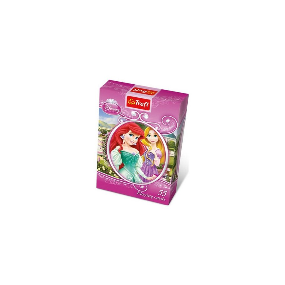 Trefl Spielkarten - Disney Princess