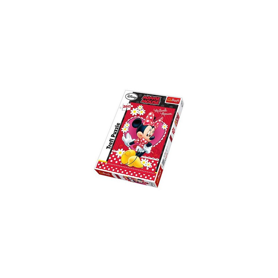 Trefl Puzzle 260 Teile - Minnie Mouse
