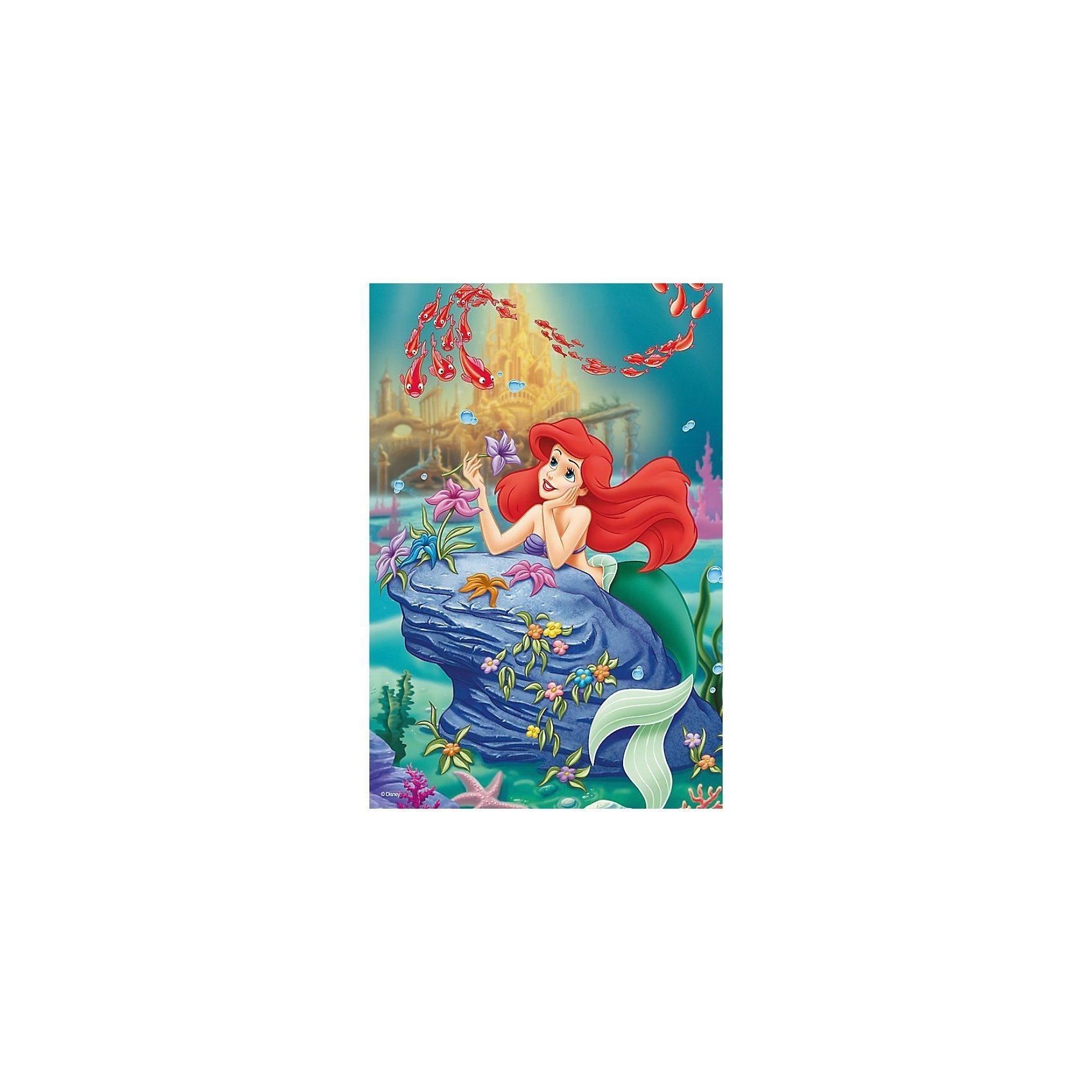 Trefl Puzzle 260 Teile - Disney Princess Arielle