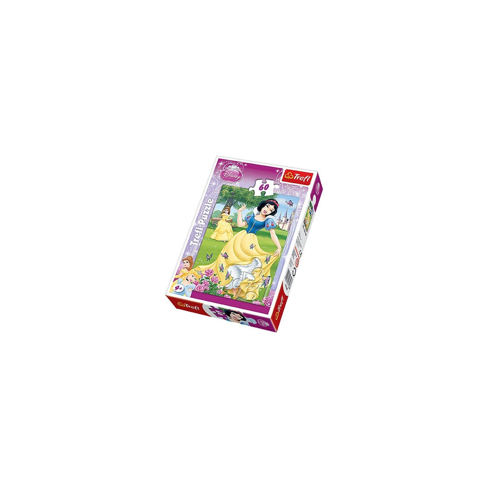 Trefl Puzzle 60 Teile - Disney Princess