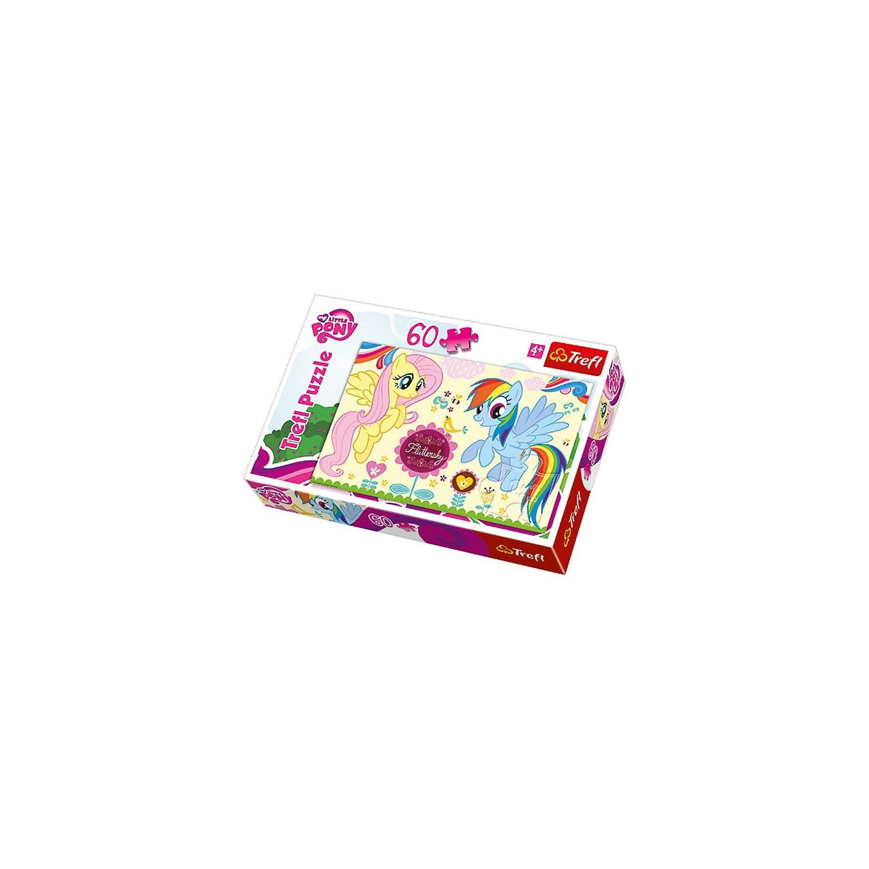 Trefl Puzzle 60 Teile - My Little Pony