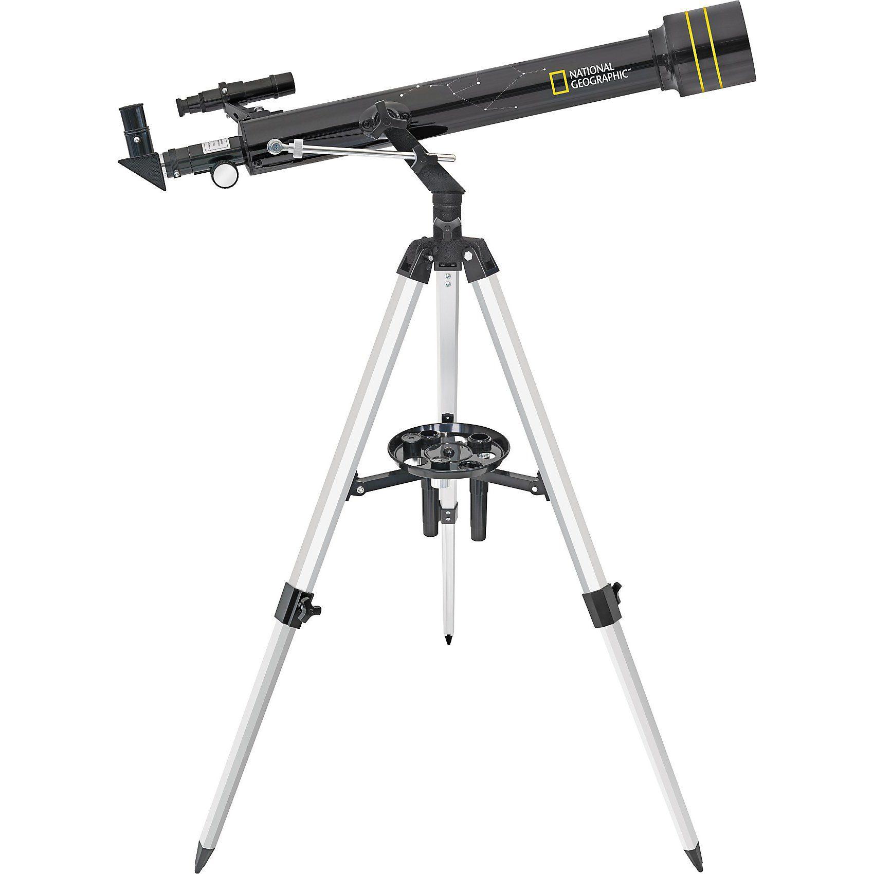 Bresser National Geographic 60/700 Refraktor Teleskop