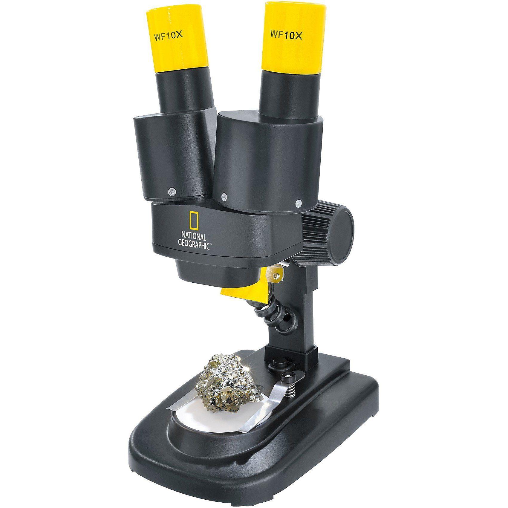 Bresser National Geographic Binokulares Mikroskop